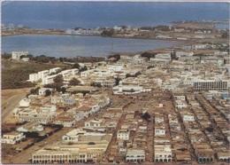 CPM - DJIBOUTI - Capitale Vue D'avion - Edition , - Djibouti