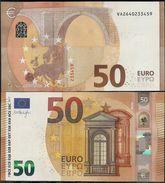 2017-NUEVO BILLETE DE 50 EUROS-SIN CIRCULAR-V003A5- - EURO