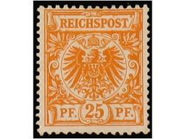 GERMAN EMPIRE - Sin Clasificación