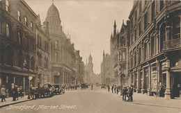 BRADFORD - MARKET STREET - Bradford