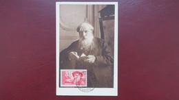 Carte Maximum France N° 344 Rodin Paris 1937 - Maximum Cards