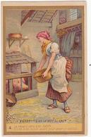 Chromo - Chicorée Jh. Lervilles à Bouchain, Lille - Perrette Et Le Pot Au Lait - Tea & Coffee Manufacturers
