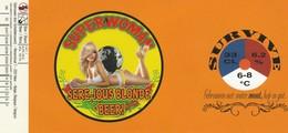 Etiket   Schelde Brouwerij - Bière