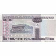 TWN - BELARUS 29b - 5000 5.000 Rublëy 2000 UNC - Bielorussia
