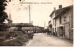 26 FAUCONNIERES ALIXAN  AVENUE DROME - France