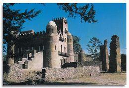 1 AK Äthiopien * Fasiledes Palace In Gonder (17. Jh.) Palast Des Kaisers Fasiledes - Seit 1979 UNESCO Weltkulturerbe * - Äthiopien