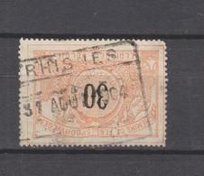 COB 19 Oblitéré RHISNES - 1895-1913