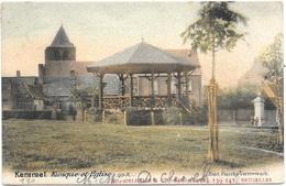 Kemmel NA9: Kiosque Et Eglise - Heuvelland