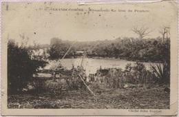 CPA - GRANDE COMORE - MITSAMIOULI - Trou Du Prophète - Edition J.Baptist - Comoros