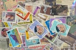 Tristan Da Cunha Briefmarken-25 Verschiedene Marken - Tristan Da Cunha