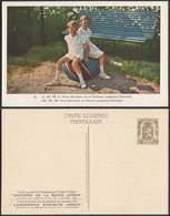 BELGIQUE 1937 EP Famille Royale Neuf Nº3 (DD) DC-0962 - Stamped Stationery