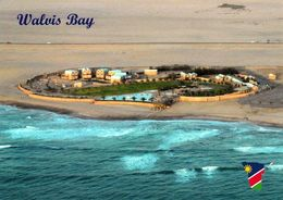1 AK Namibia * Blick Auf Walvis Bay * - Namibie