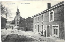 Grand-Halleux NA2: Hôtel Du Pensionnat 1923 - Vielsalm