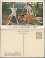 BELGIQUE 1937 EP Famille Royale Neuf Nº7 (DD) DC-0966 - Cartes Illustrées