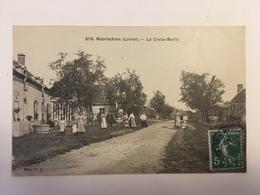 Rebréchien - La Croix Marie - Andere Gemeenten