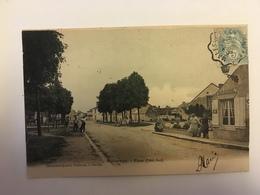 Rebréchien - Place (côté Sud) - Frankrijk