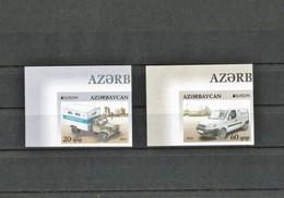 Azerbaijan 2013  2 Inperf St. EUROPE-13 - Azerbaiján