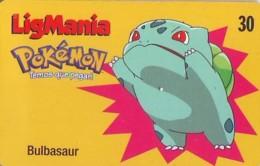 POKEMON * TELECARTE BRASIL * Comics * TURTLE  (311) MANGA * ANIME * PHONECARD JAPAN * MOVIE * CINEMA - Comics