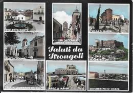 STRONGOLI : SALUTI  (£) - Italie