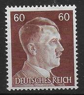 Deutsches Reich Mi 797 Mit Plattenfehler / Abart  Beule Auf Srirn - Germany