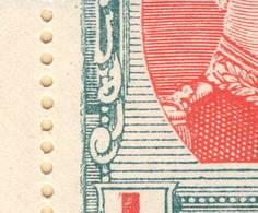 132 ** Variété Torsade V3 Cote 90,-€ - 1914-1915 Croix-Rouge