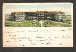 Pas Courant - Etats Unis Mississippi -10381 - Great Southern Hôtel Gulfport Miss ,écrite En 1907 ( Voir état ! ) - Hotels & Restaurants