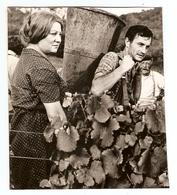 PHOTO 1967 (VOIR DOS) - CINÉMA THÉATRE DOMINIQUE DAVRAY - TV FILM L'ESPAGNOL JEAN PRAT JEAN CLAUDE ROLLAND - Famous People