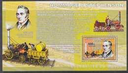 Congo 2006 Stephenson / Train M/s ** Mnh (41421A) - Democratische Republiek Congo (1997 - ...)