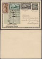 Belgique 1931- EP Képi Surchargé 35C Sur 35C Vert +10C+35C+25C : Oostende-Le Palais Des Thermes(6G23184) DC0950 - Entiers Postaux