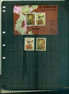 SOMALIA EUROFLORA 86  2 VAL+ BF NEUFS A PARTIR DE 1 EURO - Somalie (1960-...)