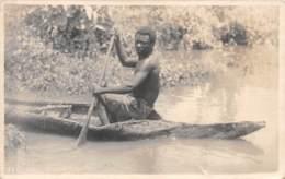Congo -  Ethnic H / 127 - Carte Photo - Panda - Katanga - Congo Belge - Autres