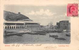 Aden / 08 - Landing Pier - Yémen