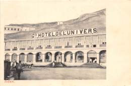 Aden / 10 - Grand Hôtel De L' Univers - Yémen