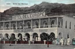 Aden / 11 - Hôtel De L' Europe - Yémen