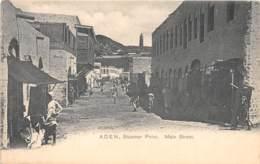 Aden / 14 - Steamer Point - Main Street - Yémen