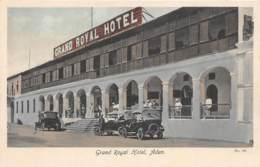 Aden / 15 - Grand Royal Hôtel - Yémen