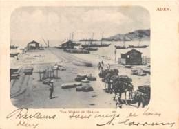 Aden / 19 - The Wharf Of Maalah - Yémen