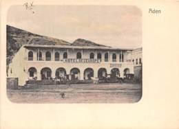 Aden / 34 - Hôtel De L' Europe - Yémen