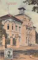 Cambodge / 02 - Pnom Penh - Hôtel Des Postes - Belle Oblitération - Cambodge