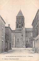 SAINT HILAIRE DES LOGES     EGLISE - Saint Hilaire Des Loges
