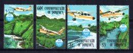 Dominica - 1984 - 40th Anniversary International Civil Aviation Org - MNH - Dominique (1978-...)