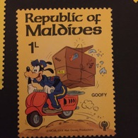 REPUBLIC OF MALDIVES. 1979. DISNEY. MNH (B0310C) - Disney
