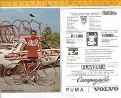 654 - CYCLISME - WIELRENNEN - MAERTENS FREDDY - Cyclisme