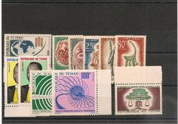 TCHAD  Année 1963 Complète   N° Y/T : 83/93** - Tchad (1960-...)