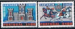 Portugal, 1970, # 1081/82, MNH - Ungebraucht