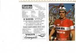 640 - CYCLISME - WIELRENNEN - DEMEYER MARC - FLANDRIA - Cyclisme