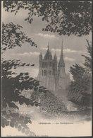 La Cathédrale, Lausanne, Vaud, C.1905 - Charnaux Frères CPA - VD Vaud