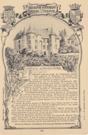 CPA MONTATAIRE Chateau - Montataire