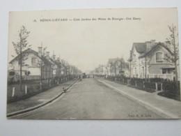 Carte Postale  , HENIN- Lietard  1914 - Henin-Beaumont
