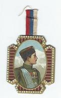 Comité Du Secours National - Journée Serbe Du 25 Juin 1916 (4 X 3.3 Cm Env.) - Chromos